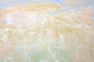 Eternity No 5, 2014 oil on linen 168 x195 cm
